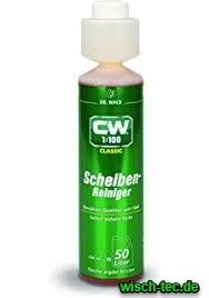 CW 1:100 Classic Scheibenreiniger 250 ml Flasche