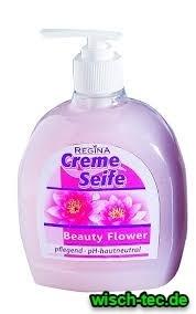 Creme Seife Flower 500 ml