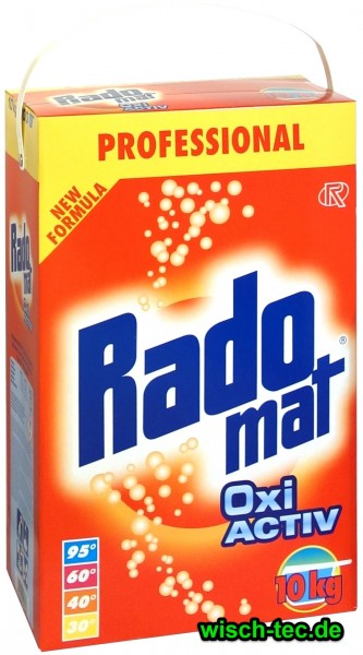 Waschmittel Radomat OXI AKTIV 10 kg