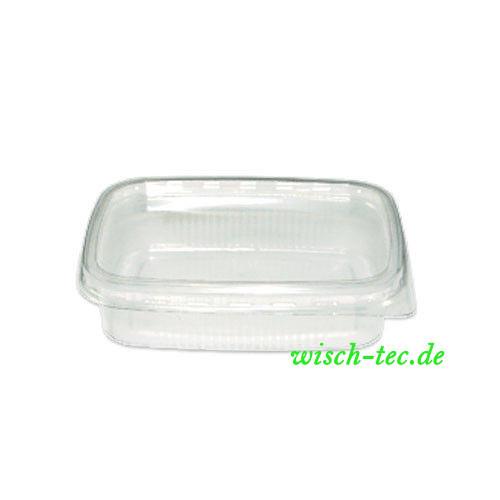 Verpackungsbecher mit Deckel 125 ml 50 Stück