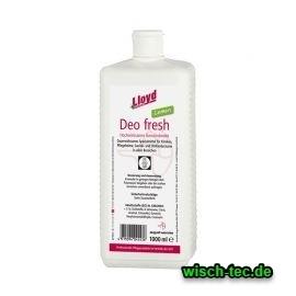 Geruchsbinder Lloyd Deo Fresh LEMON 1 Liter