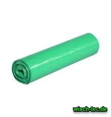 Abfallsack LDPE Grün Typ 60