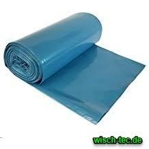 Abfallsack LDPE blau TYP 80