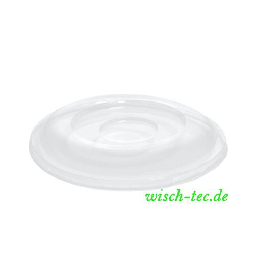 Domdeckel für Salatschale PET rund