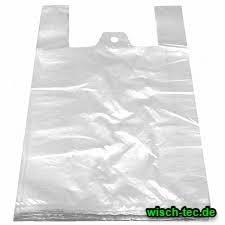 Hemdchentragetasche HDPE