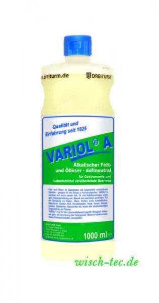 Variol A Dreiturm Öl- und Fettlöser