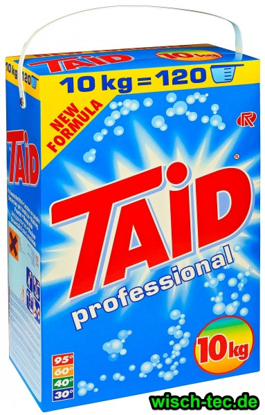 Waschmittel TAID professional 10 kg
