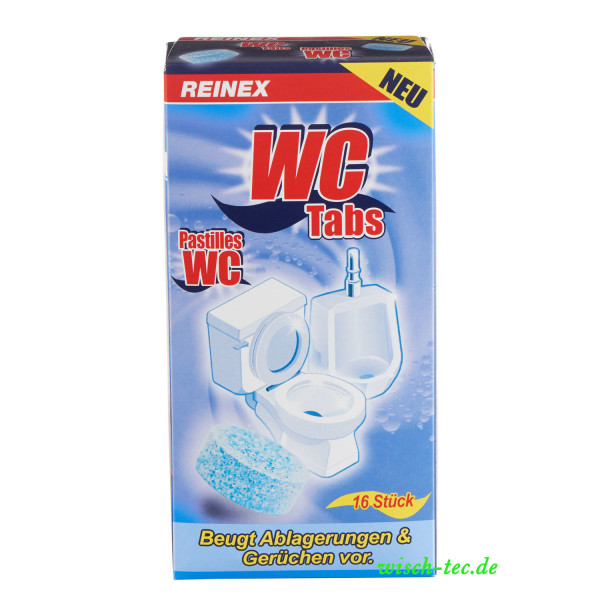 WC TABS fresh REINEX 16er Pack