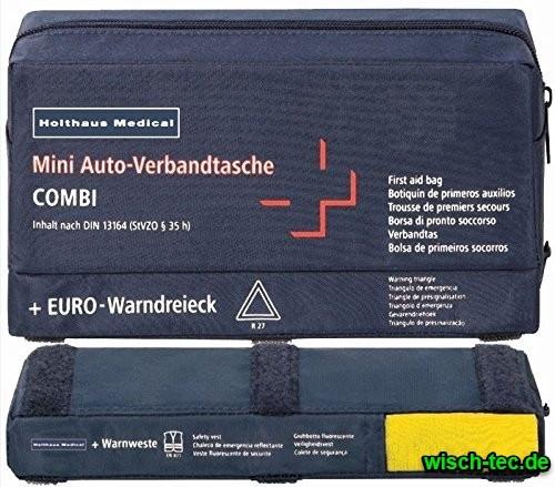 Verbandtasche Mini 3 in 1