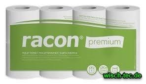 Toilettenpapier 2-lagig, premium, 64 Rollen, á 250 Blatt