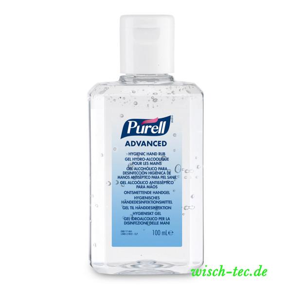 Händedesinfektion Gel Purell 100 ml