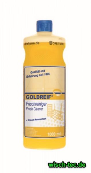 Frischreiniger Goldreif Dreiturm