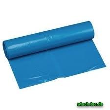Abfallsäcke LDPE blau Typ 100 Plus
