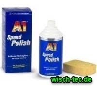 A1 Speed Polish 500 ml Flasche + Spezialschwamm