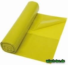 Abfallsack LDPE gelb Typ 60