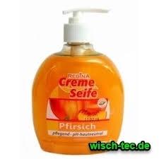 Creme Seife Pfirsich Reinex 500 ml
