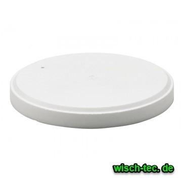 Deckel weiß geschäumt für Thermobecher FC 32 25 Stück