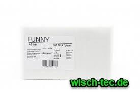 Servietten für Spender weiß 21 x 29 cm 300 Stück