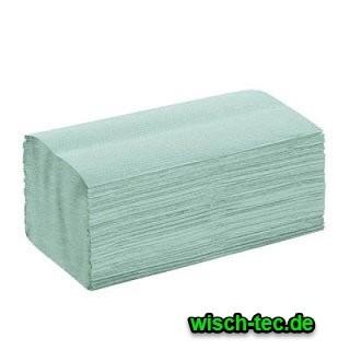 Falthandtuch Grün 1-lg. 5000 Blatt