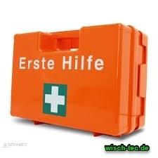Erste Hilfe Koffer QUICK - LEER ( zur DIN 13157 )