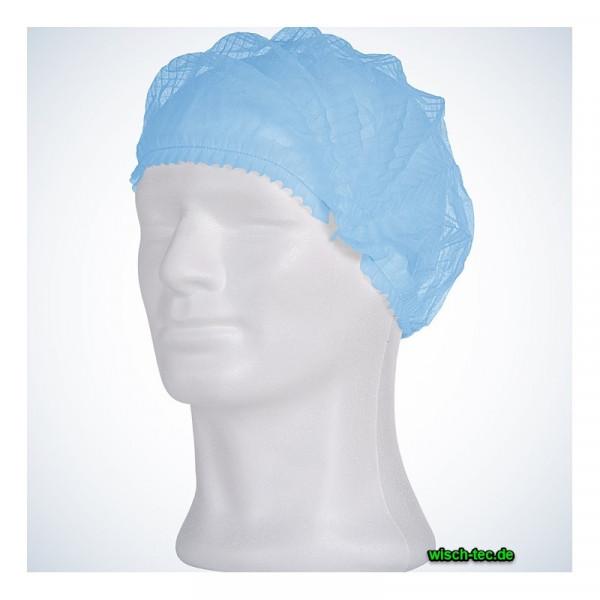 Klipphauben detektierbar Medium blau 100 Stück